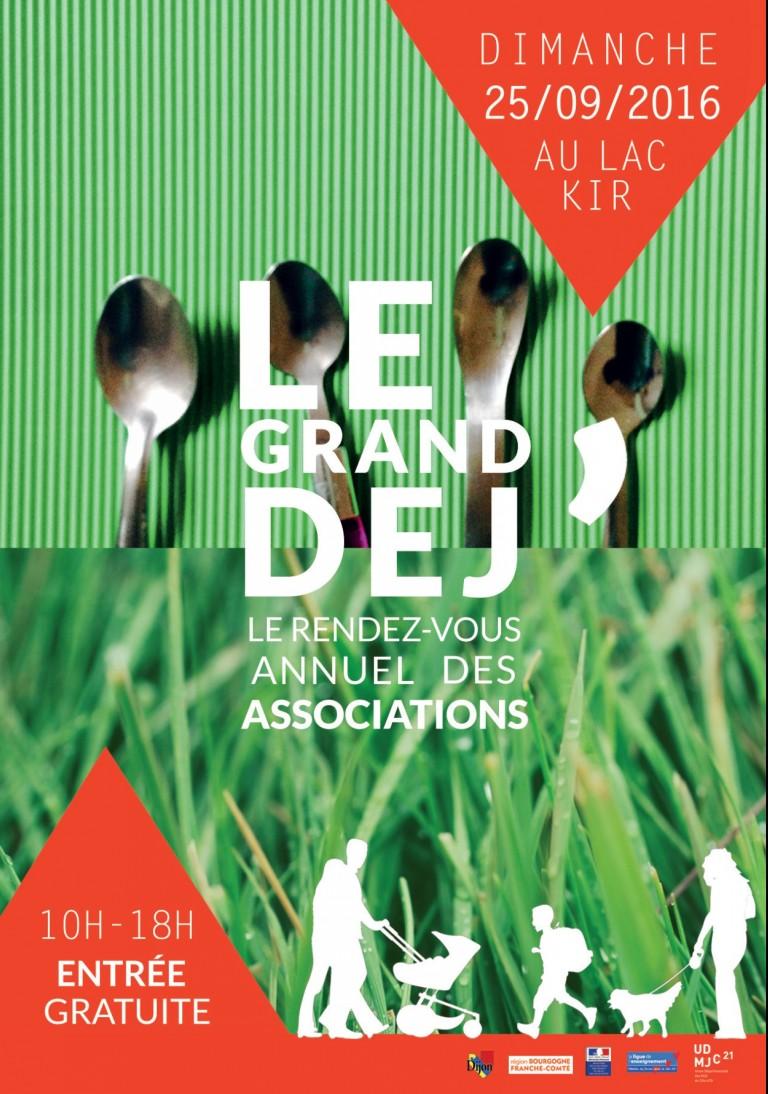Le Grand Déj de Dijon 2016