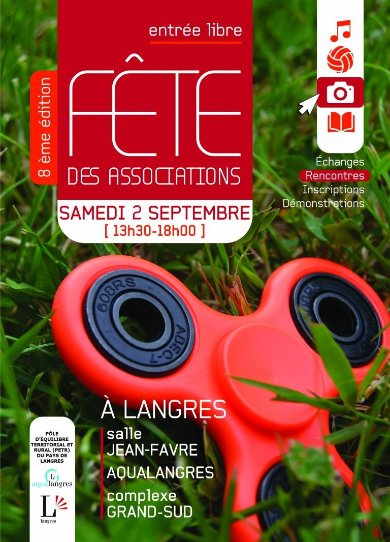 Fête des associations – Langres 2017