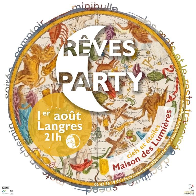 Langres-Renaissance 2018 : La Rêves Party !