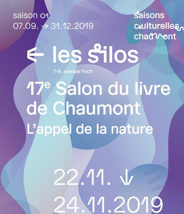 Salon du Livre de Chaumont 2019